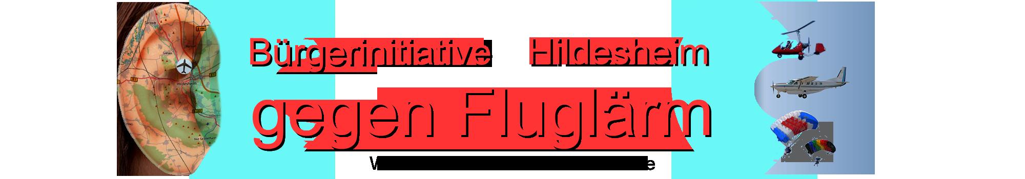 Bürgerinitiative Hildesheim gegen Fluglärm